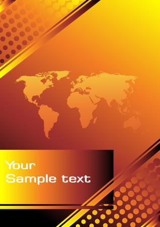 banco mundial: Tarjeta de negocios de oro. Im�genes predise�adas