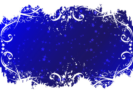 Abstract background for new year. Clip-art Stock Vector - 8660674
