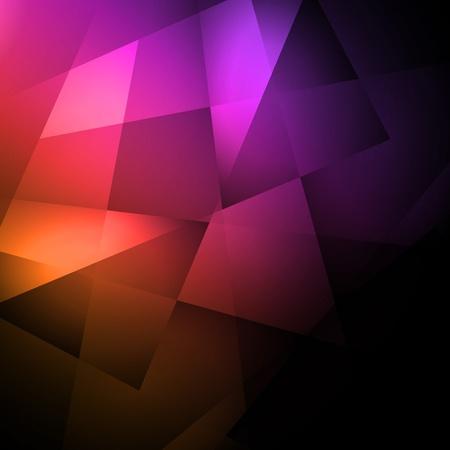 抽象的なベクトルの背景。クリップ アート