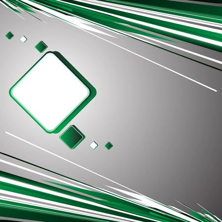 corporate image: Abstract green background