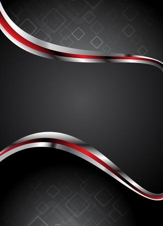 Stijlvolle abstracte achtergrond. Clip-art