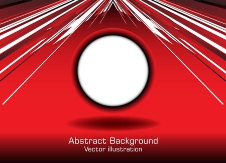 Abstracte rode achtergrond. Clip-art
