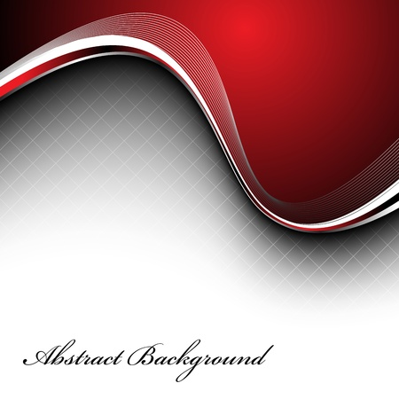 abstract red: Abstract backgrounds. Vector illustration. Clip-art Illustration