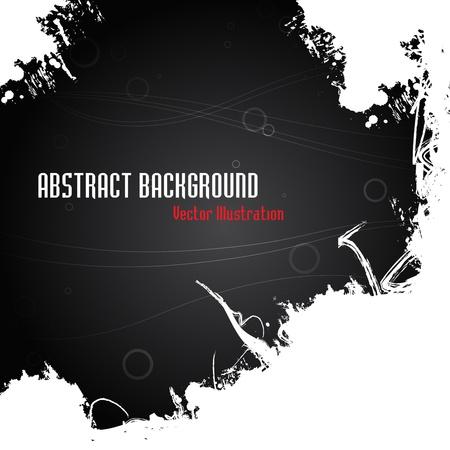 Abstract grunge achtergrond. Clip-art