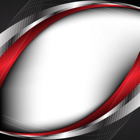 Abstract luxe achtergrond met golf. Clip-art