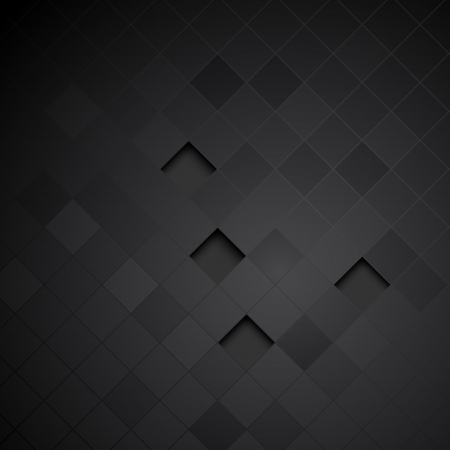 grid black background: Abstract black background  Clip-art