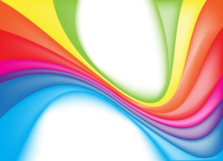 Colorful rainbow background Illustration  Clip-art Vector