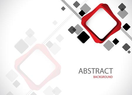 抽象的なハイテク背景クリップ アート