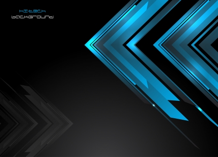 Abstract hi-tech achtergrond Vector Clip-art Stock Illustratie