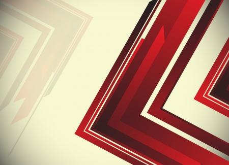Abstract hi-tech background  Clip-art Stock Vector - 16759015