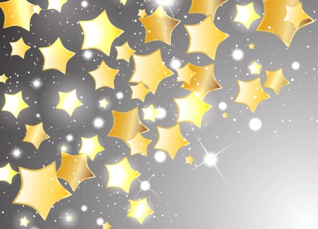 star background design. Clip-art Vector