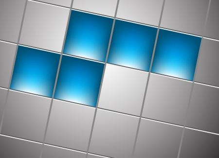Abstract square background  Clip-art  Clip-art Vector