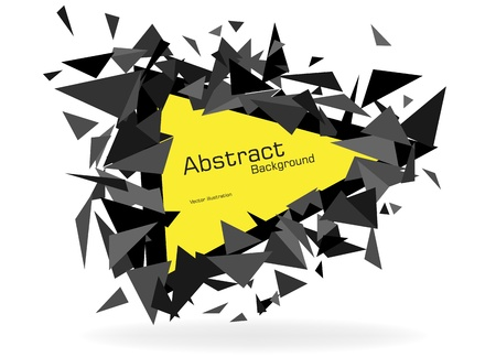 crush: Abstract background  Clip-art Illustration