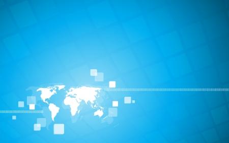 Hi-tech background Stock Vector - 24897152