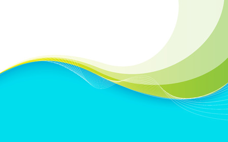 Waves and Lines Background  Clip-art Vector