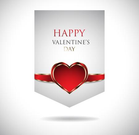 Banners  Happy Valentine