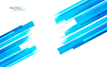 Background with blue lines  Clip-art Vector