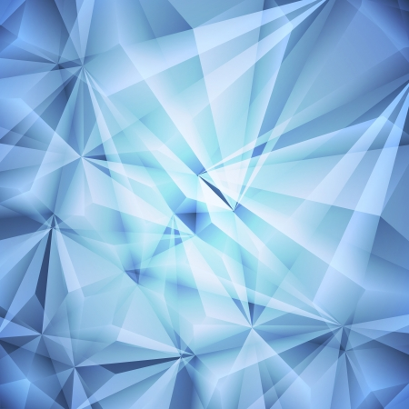 hi tech background: Abstract blue background  Vector  Clip-art