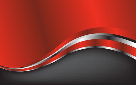 抽象的な赤いイラスト クリップ アート