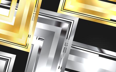 metallic background: Vector metallic background  Clip-art