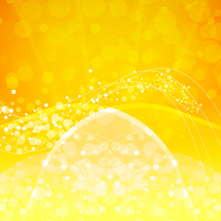 fond abstrait orange: R�sum� fond orange Illustration Clip-art Illustration