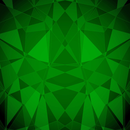 diamond background: Abstract green background.  Illustration
