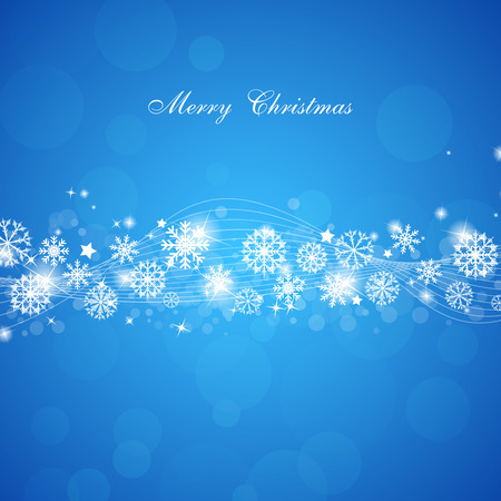 Christmas and New Year theme abstraction. Clip-art Vector