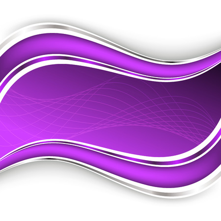 Beautiful lilac background. Vector Illustration. Clip-art Vector
