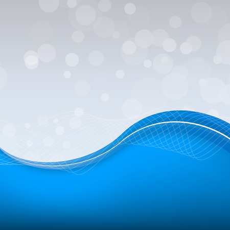 Abstract blue background. Vector. Clip-art Vector