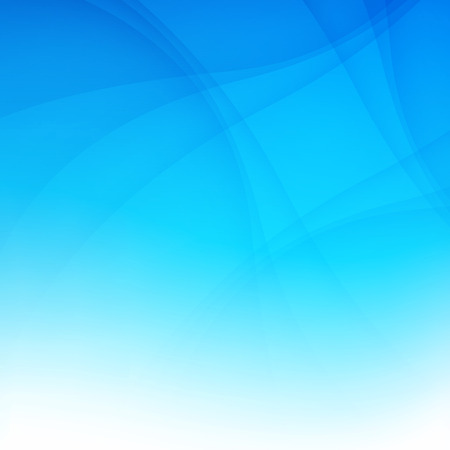 smooth background: Modern blue smooth background abstraction with swoosh wave. Vector illustration. Clip-art Illustration