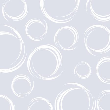 patron de circulos: Patr�n abstracto de los c�rculos. Vector. Clipart Vectores
