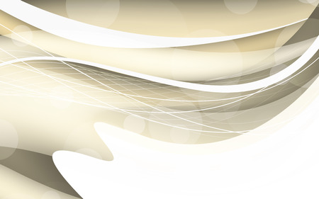 beige: Abstract beige background with wave. Vector illustration. Clip-art