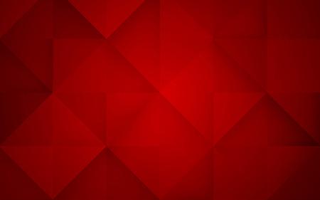 抽象モザイク赤背景。ベクトルの図。クリップ アート