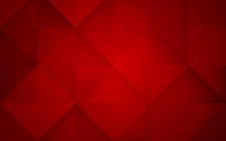 red design: Abstract mosaic red background. Vector Illustration. Clip-art