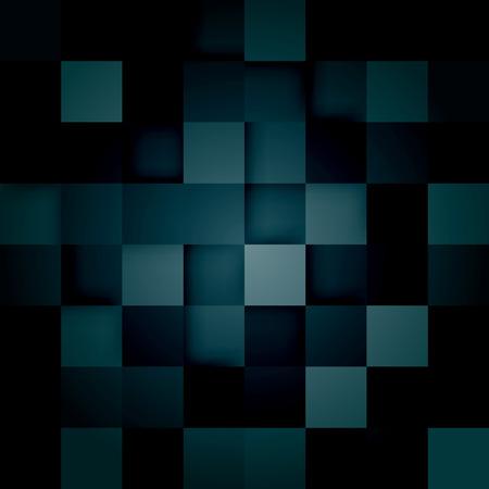 silver texture: Abstract mosaic hi-tech background. Vector. Clip-art