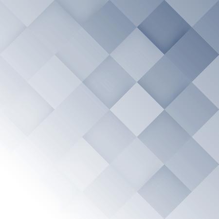 Abstracte mozaïek hi-tech achtergrond. Vectorillustratie. Clip art Stock Illustratie