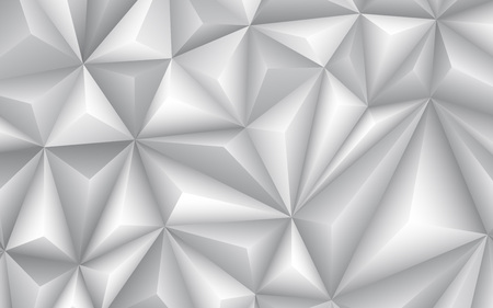grey background: Abstract geometrical gray background