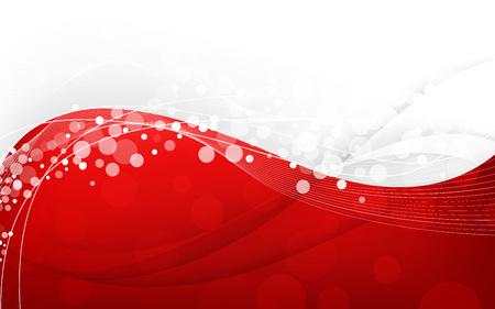 Stilvolle abstrakte roten Hintergrund. Vektor-Illustration. Clip Art Vektorgrafik