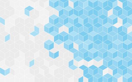Abstrakt Rhombus Hintergrund. Vektor-Illustration. Clip Art Vektorgrafik