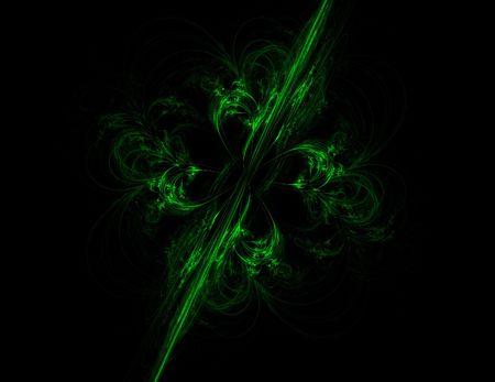 Green shamrock Zusammenfassung