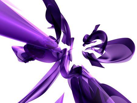 Abstract Purple vetro Contesto Archivio Fotografico