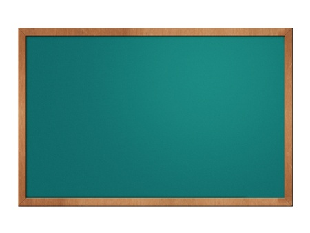 black board (green) Stock Photo
