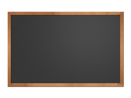 chalk board: black board