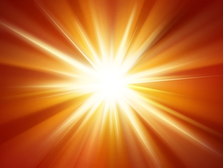 diseño de fondo de luz presentación de zoom Foto de archivo