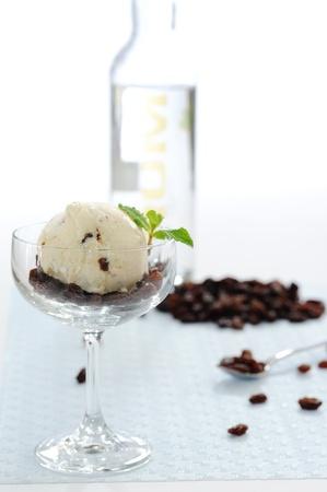 raisin icecream