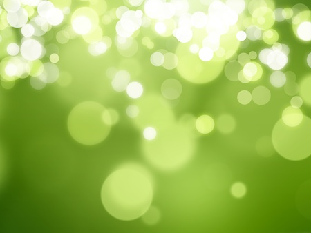 nature green blur Stock Photo - 9140139