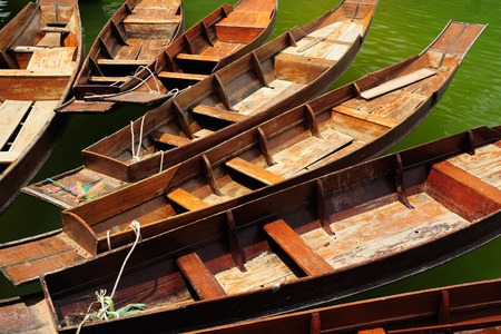 ferrying: Thailand Boat ferrying for tourists pattern structure Stock Photo