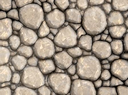 edad de piedra: Brown piedra, roca, textura de fondo