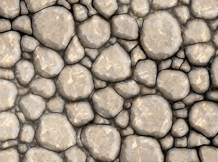 stone age: Brown stone rock background texture