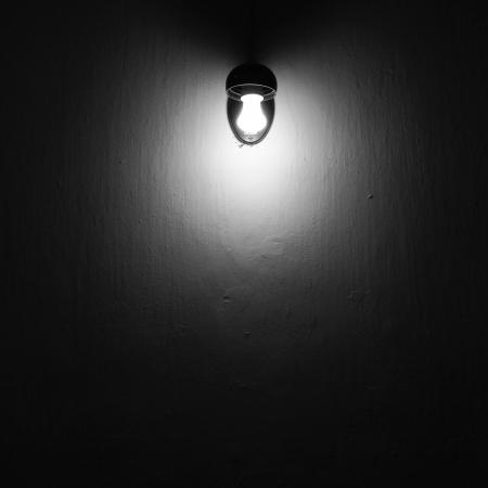 art of light bulb
